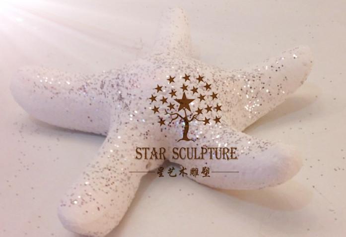 嘉兴-高端主题婚礼海洋风泡雕定制-星艺术雕塑