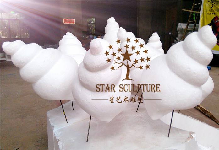 泡沫雕塑-精致婚礼泡雕